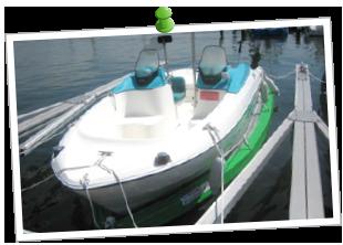 名古屋新舞子ボートパーク 鈴木艇
